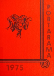 Page 1, 1975 Edition, Portage Middle School - Portarama Yearbook (Fort Wayne, IN) online yearbook collection
