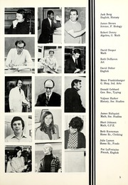 Page 11, 1975 Edition, Portage Middle School - Portarama Yearbook (Fort Wayne, IN) online yearbook collection