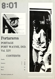 Page 5, 1975 Edition, Portage Middle School - Portarama Yearbook (Fort Wayne, IN) online yearbook collection