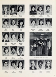 Page 21, 1977 Edition, Portage Middle School - Portarama Yearbook (Fort Wayne, IN) online yearbook collection