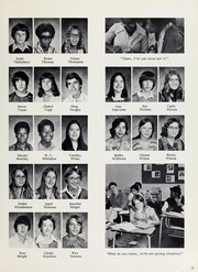 Page 33, 1977 Edition, Portage Middle School - Portarama Yearbook (Fort Wayne, IN) online yearbook collection