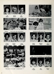 Page 34, 1977 Edition, Portage Middle School - Portarama Yearbook (Fort Wayne, IN) online yearbook collection