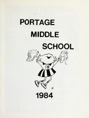 Page 11, 1984 Edition, Portage Middle School - Portarama Yearbook (Fort Wayne, IN) online yearbook collection