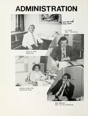 Page 12, 1984 Edition, Portage Middle School - Portarama Yearbook (Fort Wayne, IN) online yearbook collection