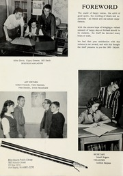 Page 8, 1960 Edition, Richard Arnold Junior High School - Rajah Yearbook (Savannah, GA) online yearbook collection