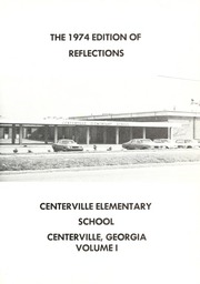 Page 5, 1974 Edition, Centerville Elementary School - Reflections Yearbook (Centerville, GA) online yearbook collection