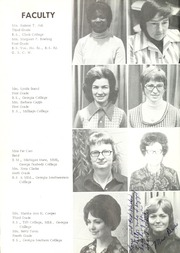 Page 8, 1974 Edition, Centerville Elementary School - Reflections Yearbook (Centerville, GA) online yearbook collection