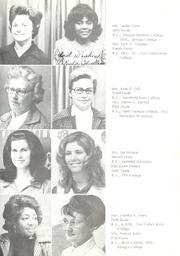 Page 9, 1974 Edition, Centerville Elementary School - Reflections Yearbook (Centerville, GA) online yearbook collection