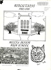 Page 5, 1981 Edition, Helena Middle School - Reflections Yearbook (Helena, MT) online yearbook collection