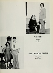 Page 23, 1977 Edition, Tyson Junior High School - General Yearbook (Knoxville, TN) online yearbook collection