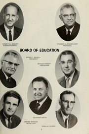 Page 11, 1963 Edition, Shields Junior High School - Mirror Yearbook (Seymour, IN) online yearbook collection