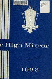 Page 5, 1963 Edition, Shields Junior High School - Mirror Yearbook (Seymour, IN) online yearbook collection