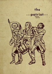 1982 Edition, DeKalb Middle School - Patriot Yearbook (Waterloo, IN)