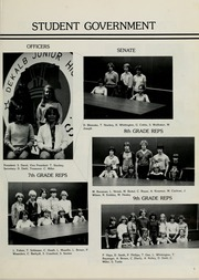 Page 7, 1983 Edition, DeKalb Middle School - Patriot Yearbook (Waterloo, IN) online yearbook collection