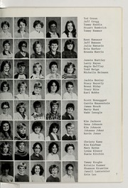 Page 11, 1983 Edition, Norwell Middle School - Quest Yearbook (Ossian, IN) online yearbook collection