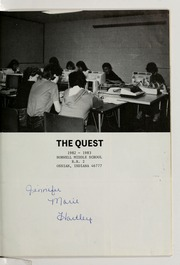 Page 5, 1983 Edition, Norwell Middle School - Quest Yearbook (Ossian, IN) online yearbook collection