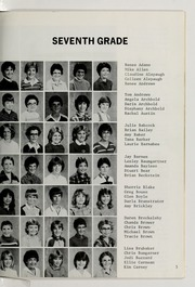 Page 9, 1983 Edition, Norwell Middle School - Quest Yearbook (Ossian, IN) online yearbook collection