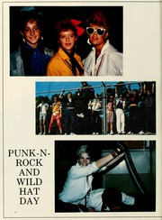 Page 12, 1986 Edition, Mercer Middle School - Raider Yearbook (Garden City, GA) online yearbook collection