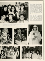 Page 15, 1986 Edition, Mercer Middle School - Raider Yearbook (Garden City, GA) online yearbook collection