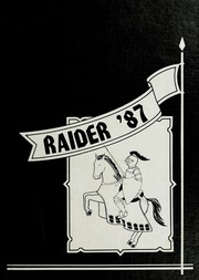 1987 Edition, Mercer Middle School - Raider Yearbook (Garden City, GA)