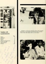 Page 6, 1987 Edition, Mercer Middle School - Raider Yearbook (Garden City, GA) online yearbook collection