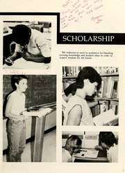Page 7, 1987 Edition, Mercer Middle School - Raider Yearbook (Garden City, GA) online yearbook collection