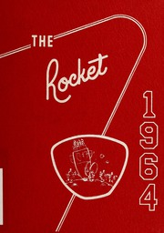 1964 Edition, Peru Junior High School - Rocket Yearbook (Peru, IN)