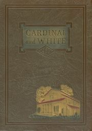 Page 1, 1926 Edition, Whittier Union High School - Cardinal Yearbook (Whittier, CA) online yearbook collection