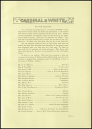Page 17, 1926 Edition, Whittier Union High School - Cardinal Yearbook (Whittier, CA) online yearbook collection