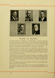 Page 16, 1933 Edition, Whittier Union High School - Cardinal Yearbook (Whittier, CA) online yearbook collection