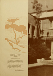 Page 9, 1933 Edition, Whittier Union High School - Cardinal Yearbook (Whittier, CA) online yearbook collection