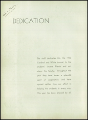 Page 10, 1936 Edition, Whittier Union High School - Cardinal Yearbook (Whittier, CA) online yearbook collection