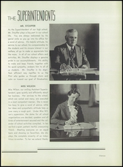 Page 17, 1936 Edition, Whittier Union High School - Cardinal Yearbook (Whittier, CA) online yearbook collection
