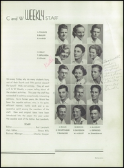 Page 75, 1936 Edition, Whittier Union High School - Cardinal Yearbook (Whittier, CA) online yearbook collection