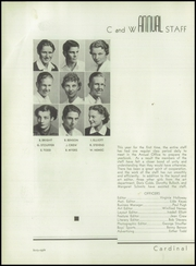 Page 76, 1936 Edition, Whittier Union High School - Cardinal Yearbook (Whittier, CA) online yearbook collection