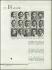 Page 79, 1936 Edition, Whittier Union High School - Cardinal Yearbook (Whittier, CA) online yearbook collection