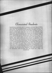 Page 12, 1937 Edition, Whittier Union High School - Cardinal Yearbook (Whittier, CA) online yearbook collection