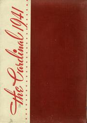 Whittier Union High School - Cardinal Yearbook (Whittier, CA) online yearbook collection, 1941 Edition, Page 1