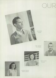 Page 12, 1946 Edition, Whittier Union High School - Cardinal Yearbook (Whittier, CA) online yearbook collection