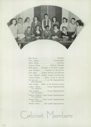 Page 14, 1946 Edition, Whittier Union High School - Cardinal Yearbook (Whittier, CA) online yearbook collection