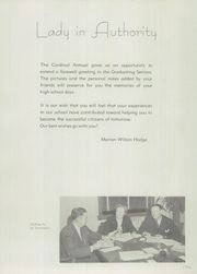 Page 17, 1946 Edition, Whittier Union High School - Cardinal Yearbook (Whittier, CA) online yearbook collection