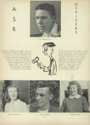 Page 16, 1947 Edition, Whittier Union High School - Cardinal Yearbook (Whittier, CA) online yearbook collection