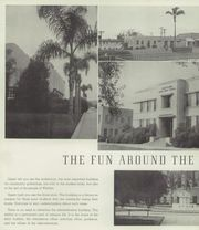 Page 12, 1951 Edition, Whittier Union High School - Cardinal Yearbook (Whittier, CA) online yearbook collection