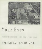 Page 7, 1951 Edition, Whittier Union High School - Cardinal Yearbook (Whittier, CA) online yearbook collection