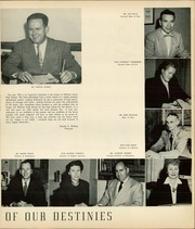 Page 15, 1952 Edition, Whittier Union High School - Cardinal Yearbook (Whittier, CA) online yearbook collection