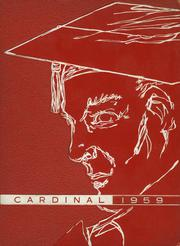 Page 1, 1959 Edition, Whittier Union High School - Cardinal Yearbook (Whittier, CA) online yearbook collection