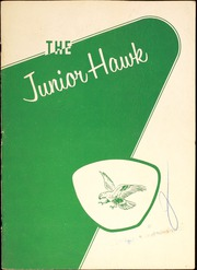 1968 Edition, Iowa Park Junior High School - Junior Hawk Yearbook (Iowa Park, TX)