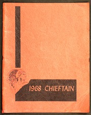 1968 Edition, Bryan Station Junior High School - Chieftain Yearbook (Lexington, KY)