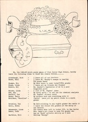 Page 9, 1963 Edition, Pine Junior High School - Yearbook (Gibsonia, PA) online yearbook collection