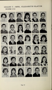 Adams Elementary School - Adams Eagle Yearbook (Fort Wayne, IN) online yearbook collection, 1966 Edition, Page 20